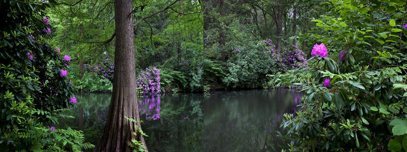 Tiergarten un jard n rom ntico alem n amparo garrido for El jardin romantico
